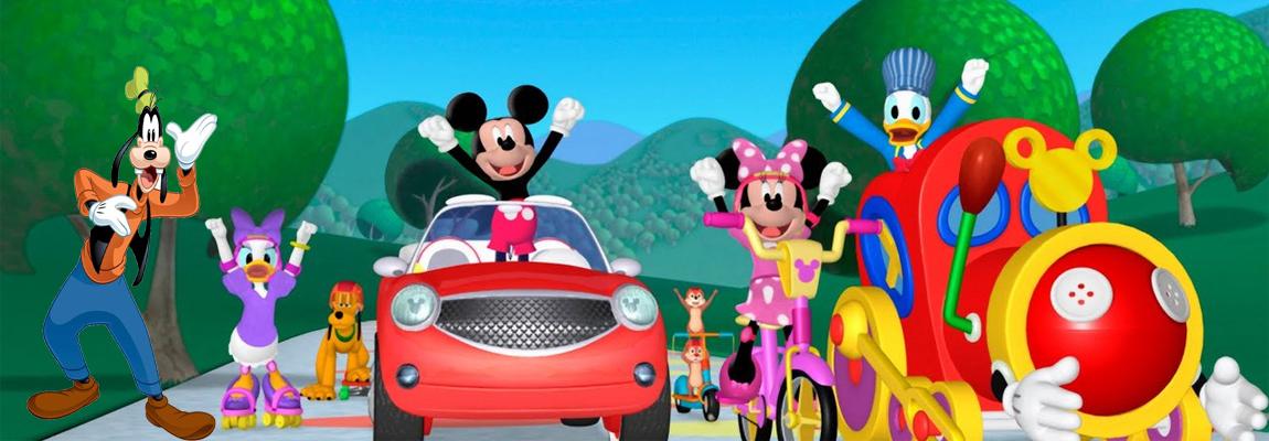 米奇妙妙屋Mickey-Mouse-Clubhouse-英卡通