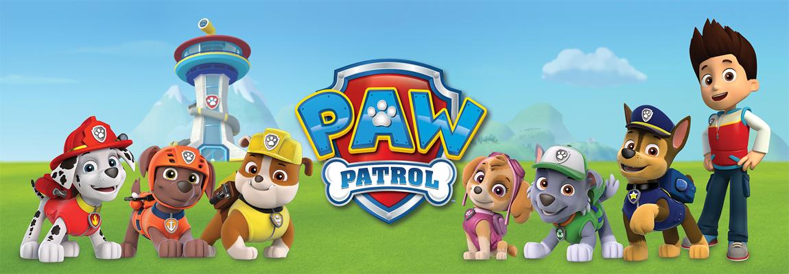 汪汪队立大功Paw-Patrol-英卡通