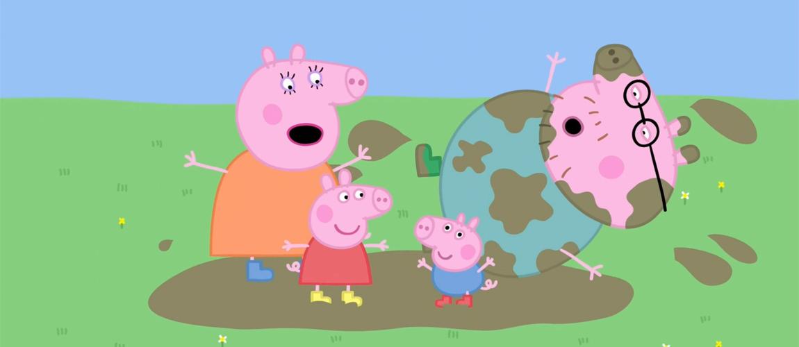 小猪佩奇Peppa-Pig-英卡通